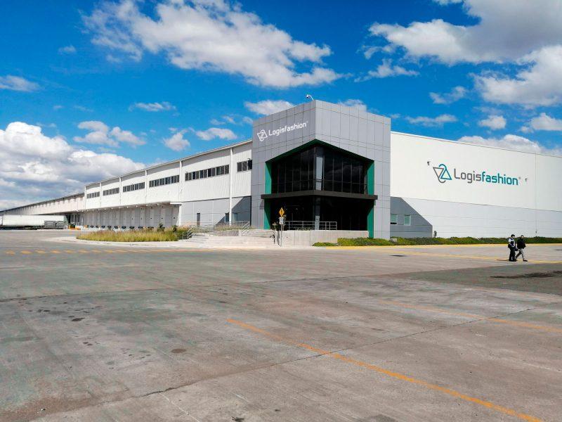 centro en logisfashion Mexico