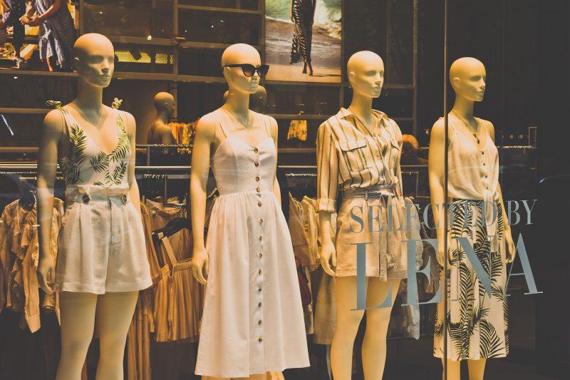 sector retail moda