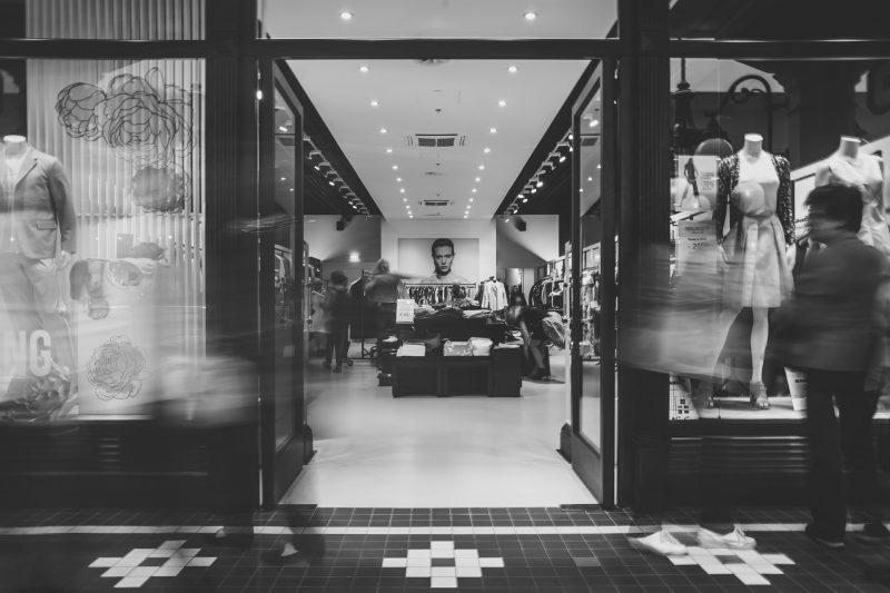 Sector retail moda logifashion